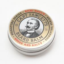 Captain Fawcett barzdos balzamas Booze and Baccy