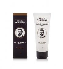 Percy Nobleman veido ir barzdos srities prausiklis