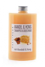 Haslinger šampūnas su migdolais ir medumi