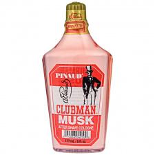 Clubman Pinaud losjonas po skutimosi Musk