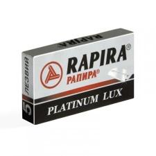 Rapira Platinum Lux skutimosi peiliukai