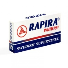 Rapira Swedish Supersteel skutimosi peiliukai