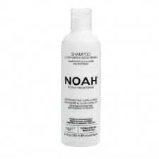 Noah 1.7. Plaukus stiprinantis šampūnas silpniems, slenkantiems plaukams, 250 ml