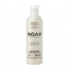 Noah 1.1. Šampūnas besiriebaluojantiems plaukams, 250 ml