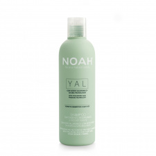 Noah Atkuriamasis drėkinantis šampūnas su hialurono rūgštimi ir šalaviju iš organinių ūkių, 250 ml