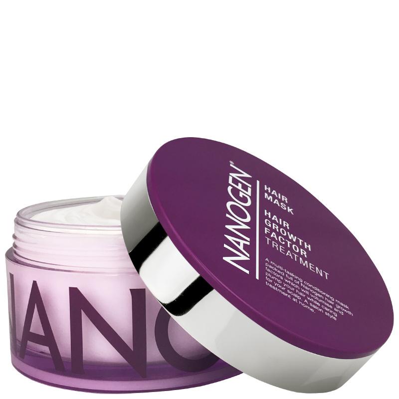 Nanogen Hair Growth Factor Treatment Mask Apimties suteikianti plaukų kaukė, 200ml