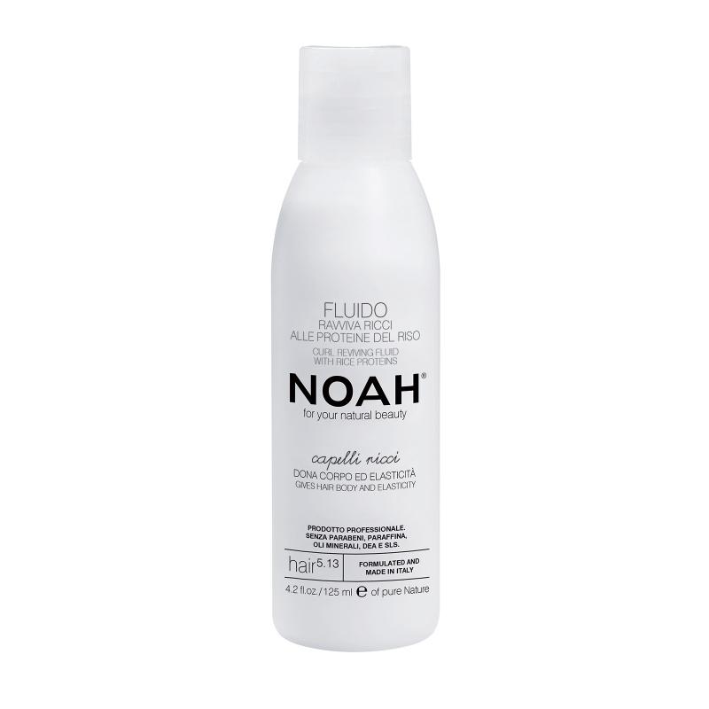 Noah 5.13. Garbanų fluidas su ryžių proteinu, 125 ml