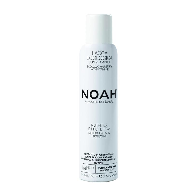 Noah Maitinantis plaukų lakas su argano aliejumi ir vitaminu E, 250 ml