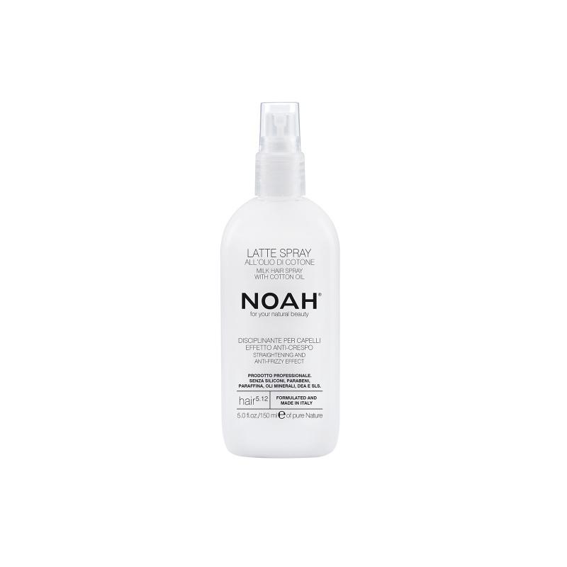Noah 5.12. Plaukų pienelis, apsaugantis nuo vėlimosi, 150 ml