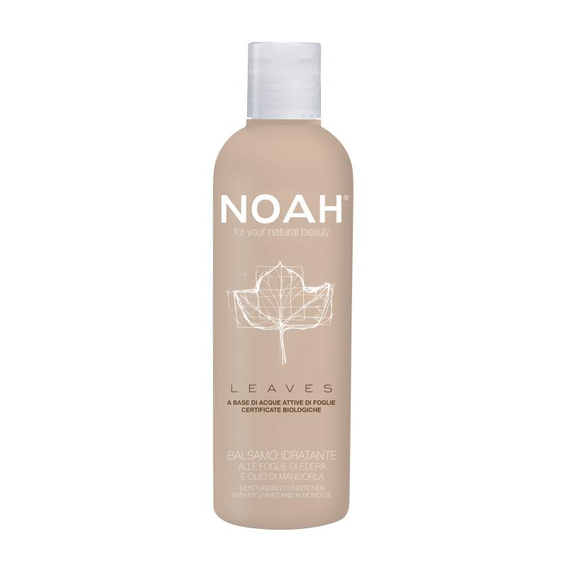 Noah Drėkinantis kondicionierius su gebenės lapais ir migdolų aliejumi, 250 ml