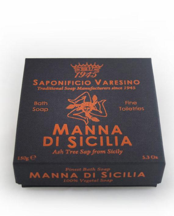 Saponificio Varesino vonios muilas Manna di Sicilia