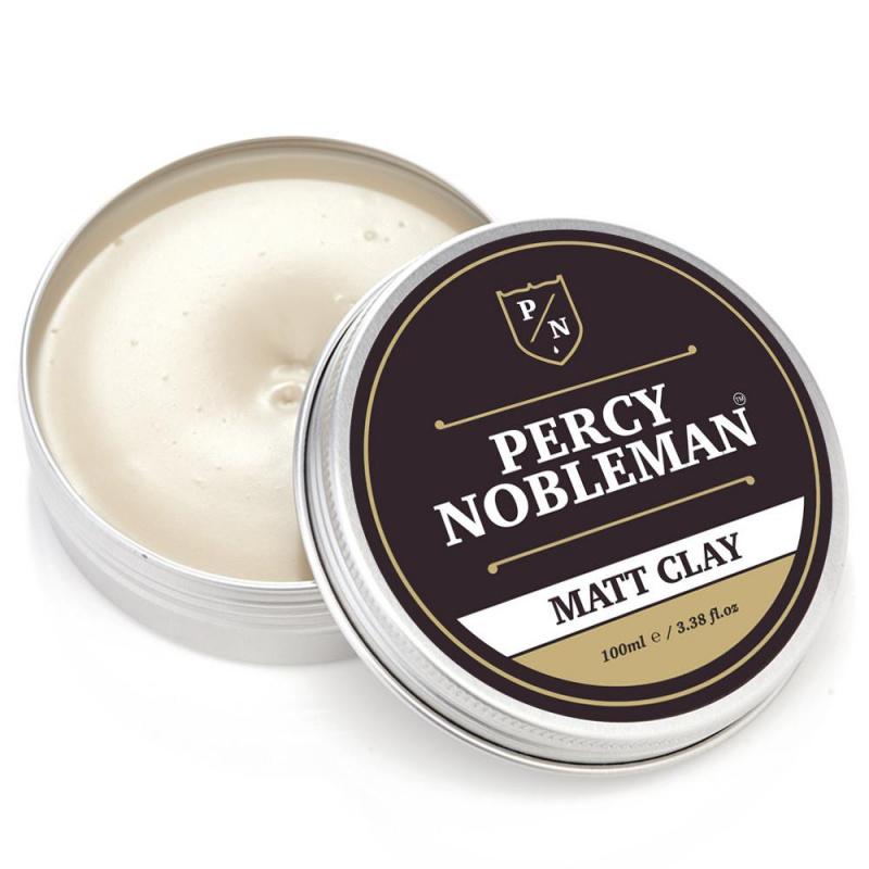 Percy Nobleman plaukų modeliavimo molis