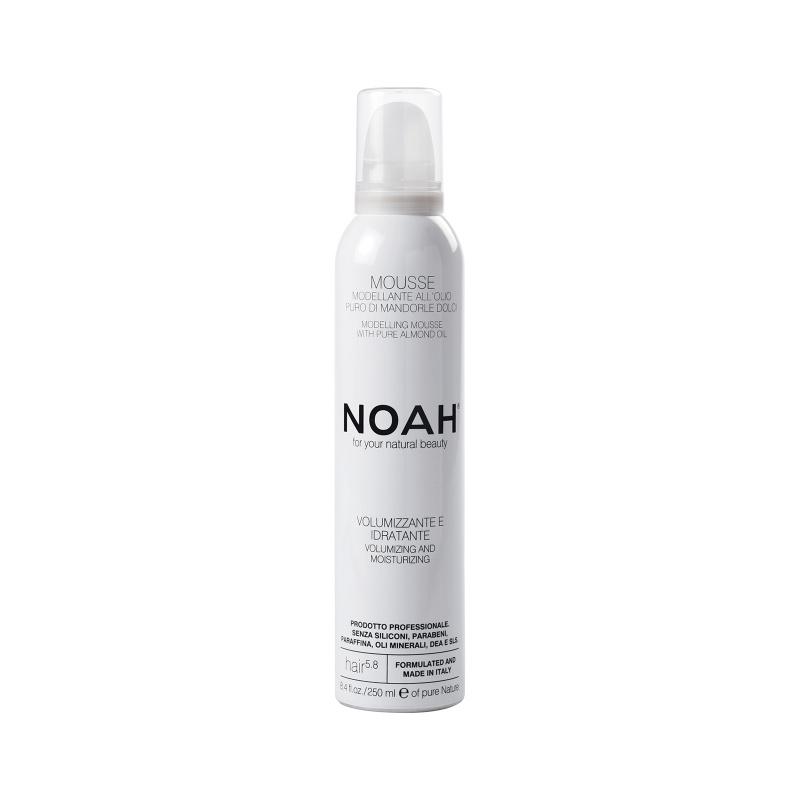 Noah Plaukų putos su migdolų aliejumi, 250 ml