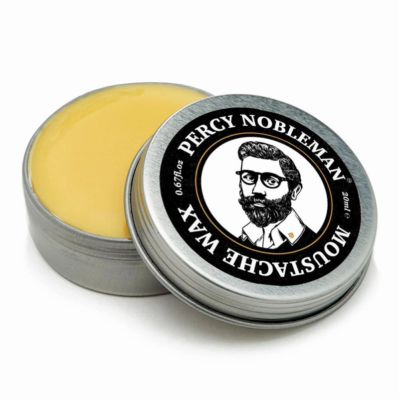 Percy Nobleman ūsų vaškas