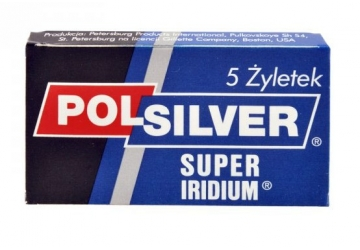 Polsilver Super Iridium peiliukai