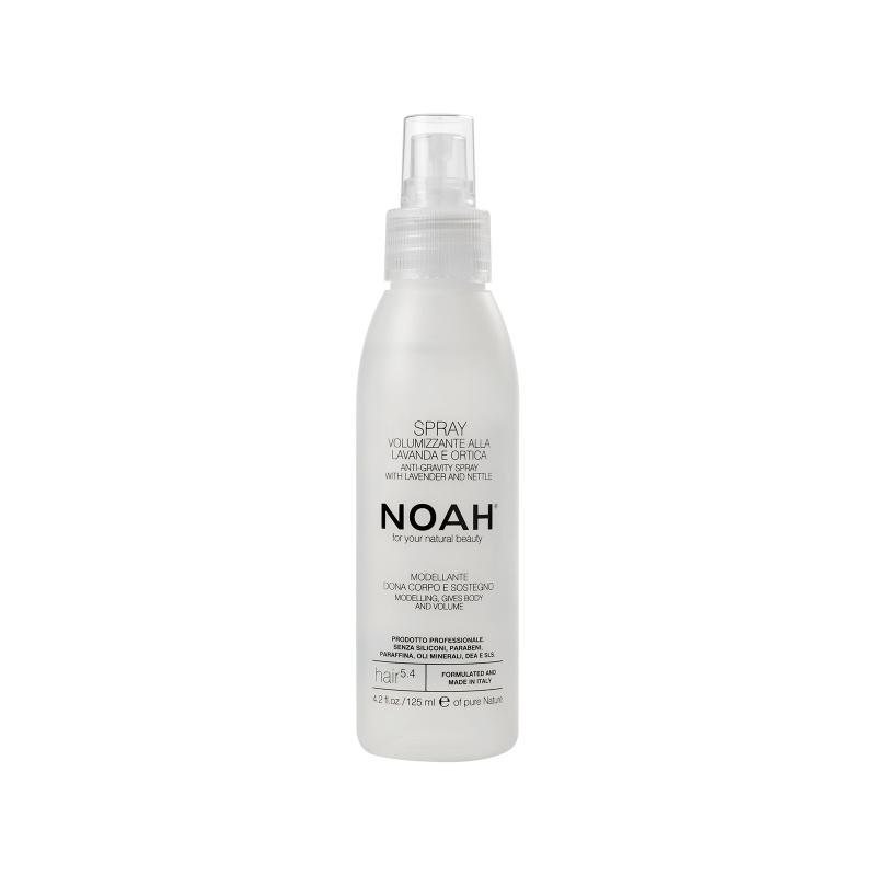 Noah 5.4. Purumo suteikiantis purškiklis plaukams, 125 ml