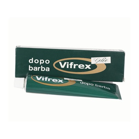 Vifrex gelis po skutimosi