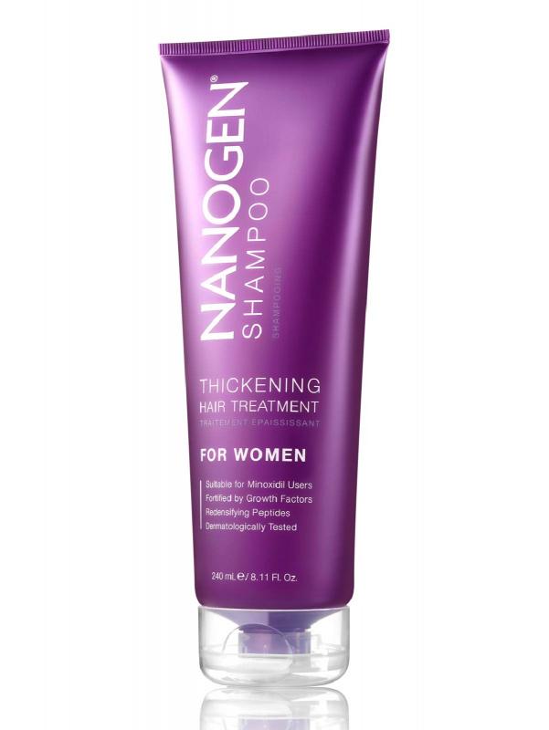 Nanogen Thickening Shampoo For Women Plaukų apimtį didinantis šampūnas moterims, 240ml