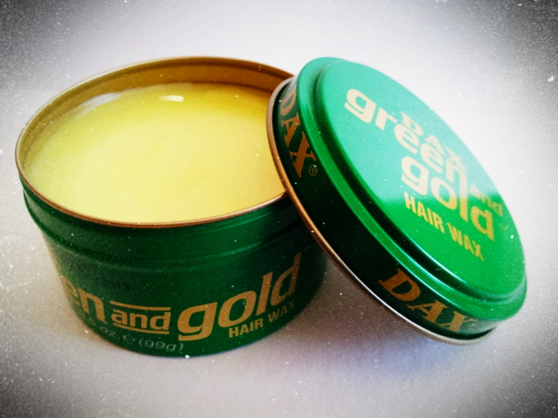 Pomada Dax Green & Gold