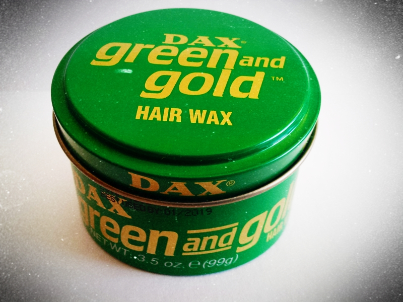Pomada Dax Green & Gold