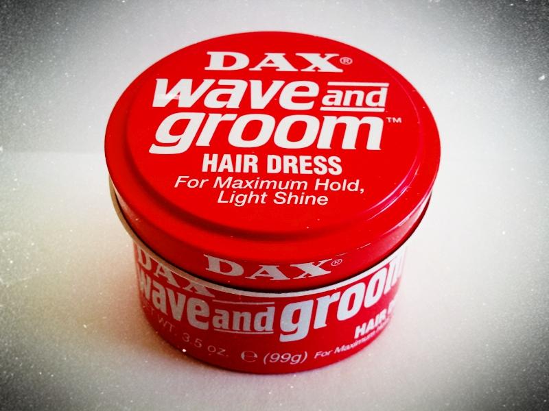 Pomada DAX Wave & Groom